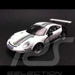 Porsche 911 type 991 GT3 Cup 2013 weiß / schwarz 1/43 Spark WAP0201160D