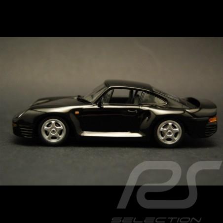 Porsche 959 1987 noire