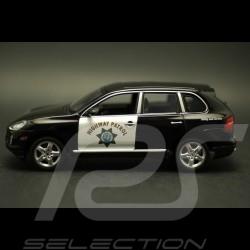 Porsche Cayenne Highway Patrol 1/43 Minichamps 400066291