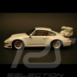 Porsche 993 GT2 Evo blanche 1/43 Minichamps CAP04312005