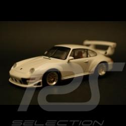 Porsche 911 type 993 GT2 Evo weiß 1/43 Minichamps CAP04312005