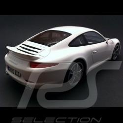 Porsche 911 typ 991 Carrera S Sport Design Carrara weiß 1/18 GT Spirit GT007ZM