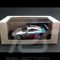 Porsche 991 Cup VIP Martini n°88 Emanuele Pirro 2013 Porsche Platz Janvier 2014 1/43 Spark MAP02020114