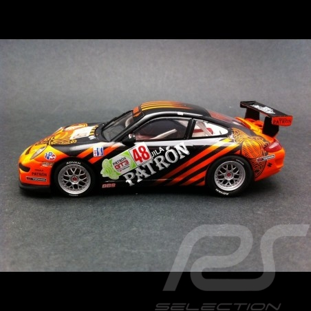 Porsche 997 GT3 Cup IMSA 2009 n°8 1/43 Minichamps 400096708