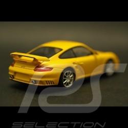Porsche 911 (997) GT2 jaune