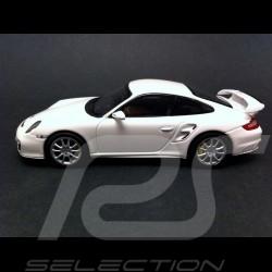 Porsche 997 GT2 blanche Top Gear 1/43 Minichamps 519436630