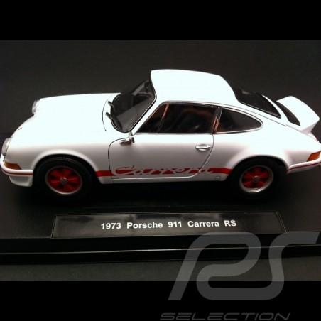 Porsche 911 Carrera RS 2.7 1973 weiß 1/18 Welly 18044W
