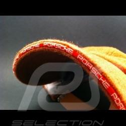 Casquette Porsche mi-saison en laine bleu