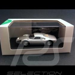 Porsche 904 Carrera GTS 1963 argent Porsche Platz novembre 2013 1/43 Spark MAP02021113
