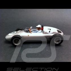 Porsche 718 F2 n°7 GP 1960 Porsche Platz Décembre 2013 1/43 Spark MAP02021213