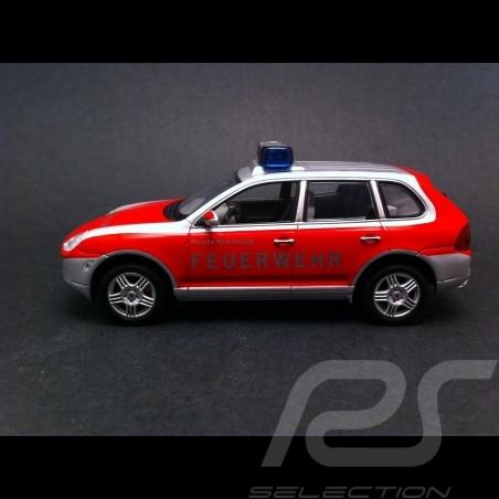 Cayenne S pompiers Leipzig