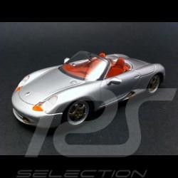 Porsche Boxster Prototype argent 1/43 Minichamps MIN063130 430063130