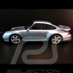 Porsche 993 Turbo gris 1/12 GT Spirit GT014B