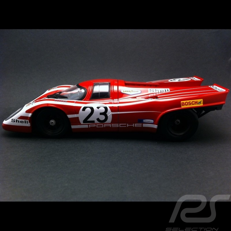 Porsche 917 K n°23 Winner Le Mans 1970 1/18 Norev MAP02102414