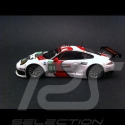 Porsche 991 GT3 RSR n°91 Le Mans 2013 1/43 Spark S3769