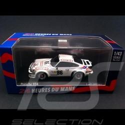 Porsche 934 Le Mans 1979 n°86 1/43 Minichamps 400796486