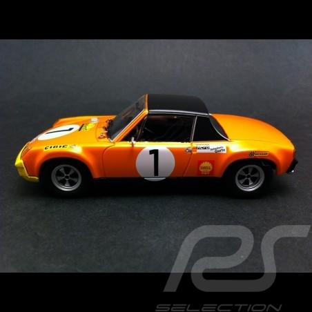 Porsche 914/6 Marathon 1970 n°1 1/43 Schuco 450370800