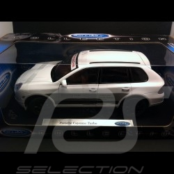 Porsche Cayenne Turbo S Sports Cup 1/18 Welly