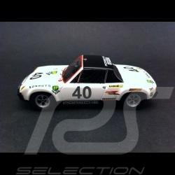 Porsche 914/6 Le Mans 1970 n°40 1/43 Schuco 450370300