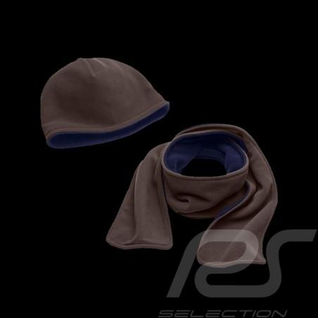 Set bonnet + echarphe Porsche Design WAP0800760D WAP0800750D