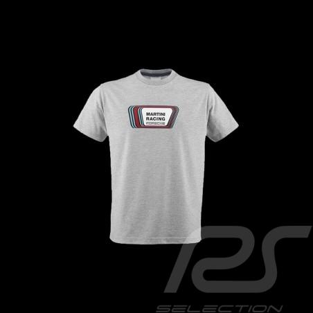 T-shirt homme Martini Racing gris taille XXL Porsche Design WAP670