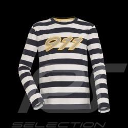 T-shirt rayé garçon Porsche Design 68/74 WAP 041 kid kinder
