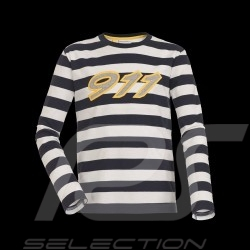 T-shirt with stripes Porsche Design WAP041 - kid