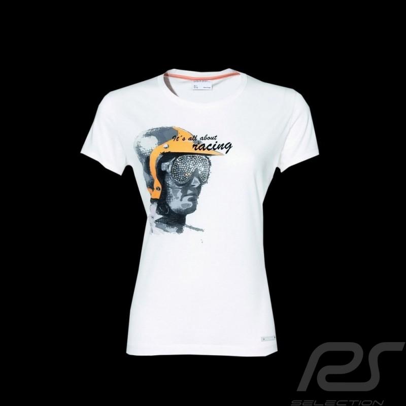 T-shirt Porsche Swarovski taille L