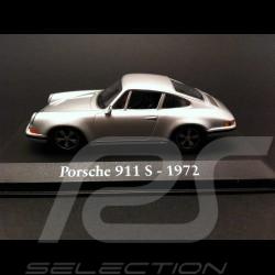 Porsche 911 S 2.4 1972 gris argent 1/43