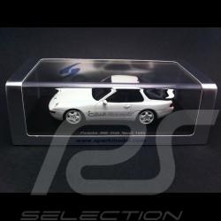 Porsche 968 Club Sport 1992 blanche 1/43 Spark S3455