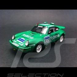 Porsche 911 Dakar 1988 n°221 1/43 Spark SF035