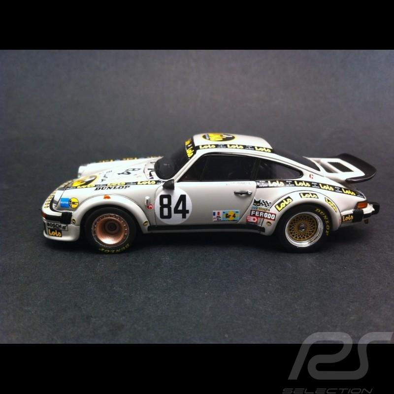 Porsche 934 Le Mans 1979 n° 84 Lois 1/43 Spark S3433