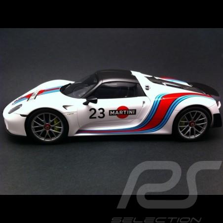 Porsche 918 Spyder Pack Weissach n°23 1/18 Spark WAP0210140E