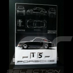 Calendrier perpétuel email Porsche Design WAP0920020E