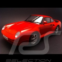 Porsche 959 rouge 1/18 Autoart 78082 MAP02108110