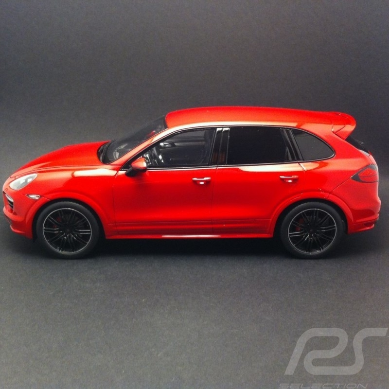 Porsche Cayenne Ii Gts Rouge 118 Gt Spirit Gt020b Selection Rs