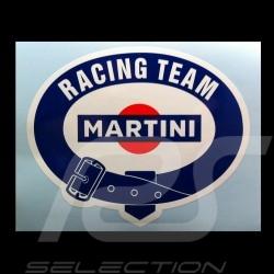 Porsche sticker Martini Racing Team  13.5 X 11 cm