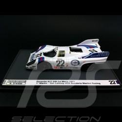 Porche 917 K Le Mans 1971 n° 22 Martini 1/43 Brumm S12/33