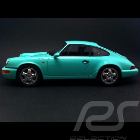 Porsche 964 Carrera 4 verte 1/18 GT Spirit GT019C