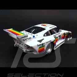 Porsche 935 K3 Apple Le Mans 1980 n°71 1/43 Spark S4167