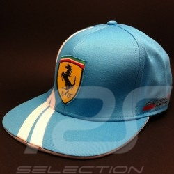 Cap Ferrari Scuderia blue