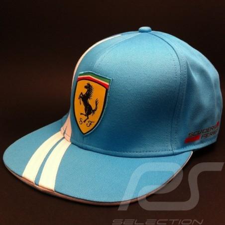 Cap Ferrari Scuderia blau