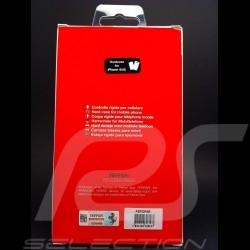 Hülle iPhone 4 / 4S rot Ferrari