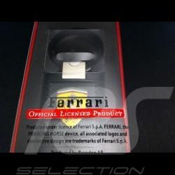 Ferrari crest keyring black 5100155100