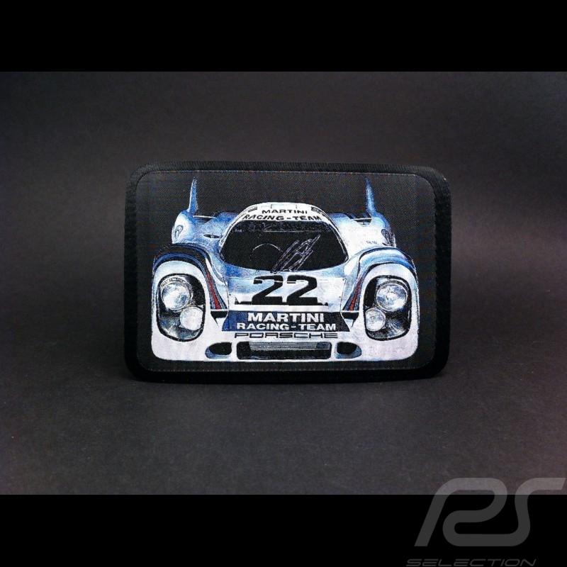 Badge à coudre Porsche 917 K Martini Le Mans 1971 Sew-on badge Aufnäher Wappen