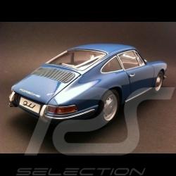 Porsche 911 1964 blau 1/18 Autoart 77913