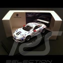 Porsche 911 type 991 GT3 Cup Aiello Le Mans 2014 n° 26 1/43 Spark MAP02099214