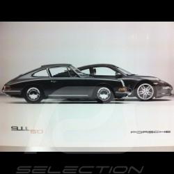 """Poster """" 50 Jahre Porsche 911 """" MAP09007614"""