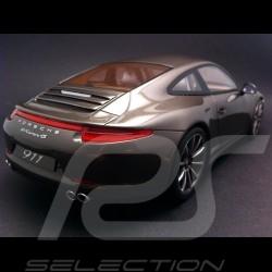 Porsche 991 Carrera 4S anthrazit 1/18 GT Spirit GT026
