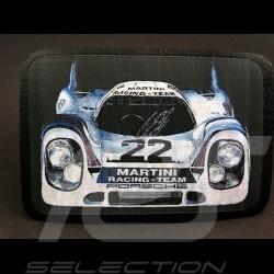 Badge à coudre Porsche 917 K Martini Le Mans 1971